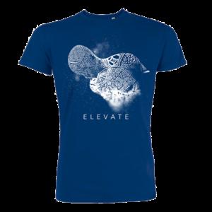 Markee Ledge Elevate t-shirt blue